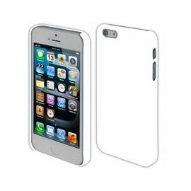 Funda Movil Back Cover HT Coby White para iPhone 5/5S