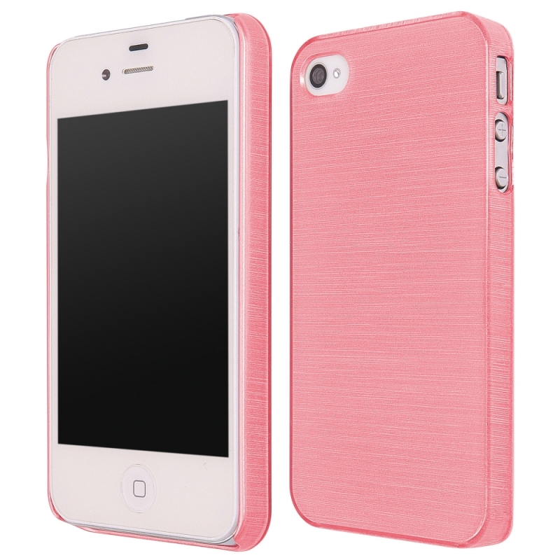 76f65bf124c Funda Movil Back Cover HT Metallic Pink para iPhone 4/4S - 90055664