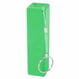 Bateria Externa Universal HT FUN 2.600MAH USB Green