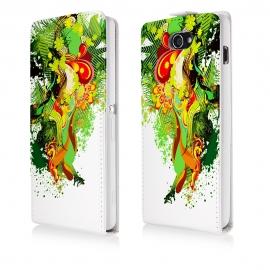 Funda Movil HT Vertical Flexi Printing OOH! Spring para iPhone 5