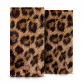 Funda Movil HT Vertical Case Printings Panter para iPhone 4/4S