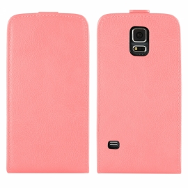 Funda Movil HT Vertical Exclusive Pink para Samsung Galaxy S5 G900