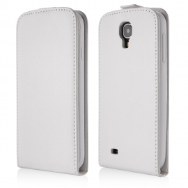 Funda Movil HT Vertical Flexi White para Galaxy S5 G900