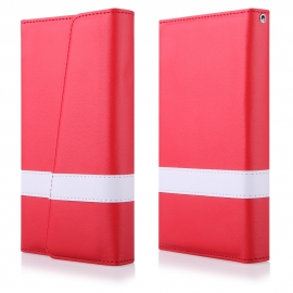 Funda Movil HT Wallet Wings red para iPhone 5/5S