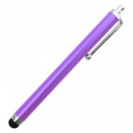 Lapiz HT Simple Stylus para Tablet Capacitiva Violet