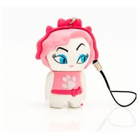 Memoria USB HT Figuras 8GB BYE-BYE Kitty