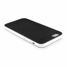 Funda Movil Back Cover HT Bumper Hybrid Black/White para iPhone 6