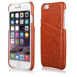 Funda Movil Back Cover HT Business Brown para iPhone 6