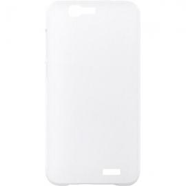Funda Movil Back Cover HT Case White para Huawei Ascend G7