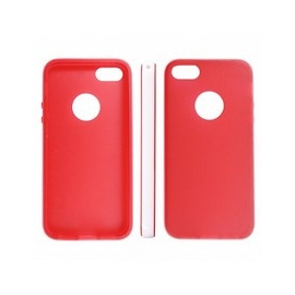 Funda Movil Back Cover HT Cave Red/White para iPhone 5/5S
