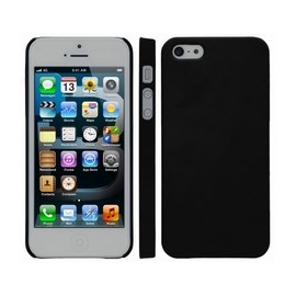 Funda Movil Back Cover HT Coby Black para iPhone 5C