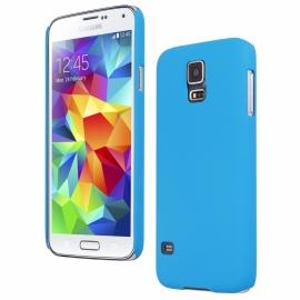 Funda Movil Back Cover HT Coby Blue para Galaxy S5 G900