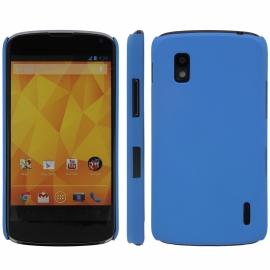 Funda Movil Back Cover HT Coby Blue para LG Nexus 4 E960