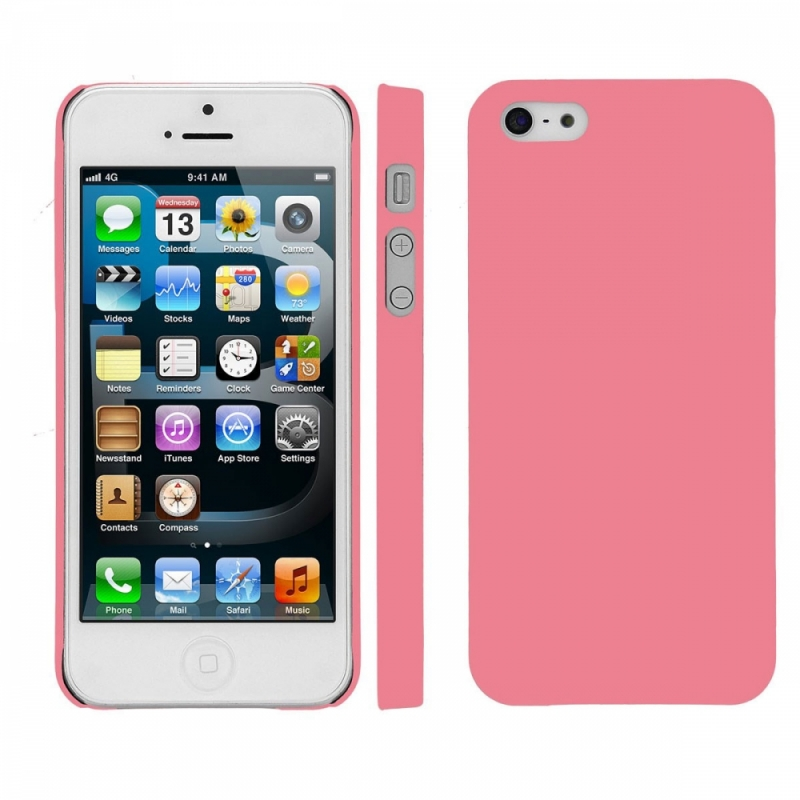 00021284d3a Funda Movil Back Cover HT Coby Pink para iPhone 5/5S - 90055251