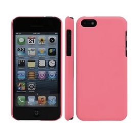 Funda Movil Back Cover HT Coby Pink para iPhone 5C