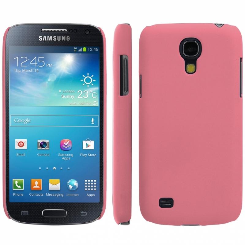 e2aed385c93 Funda Movil Back Cover HT Coby Pink para Samsung Galaxy S4 Mini I9190