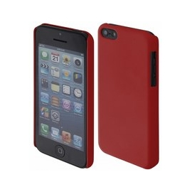 Funda Movil Back Cover HT Coby red para iPhone 5C