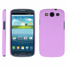 Funda Movil Back Cover HT Coby Violet para Samsung Galaxy S3 I9300