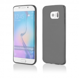 Funda Movil Back Cover HT Fitty Black para Samsung Galaxy S6 G925