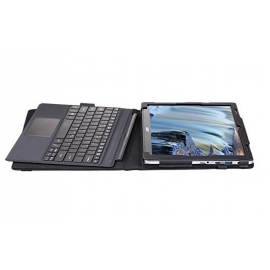 Funda Tablet HT Case Leather Black para Acer Aspire Switch Alpha 12