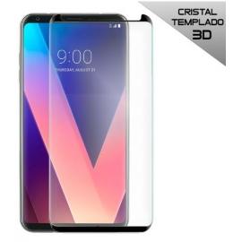 Protector de Pantalla HT Cristal Templado 3D Black para LG V30