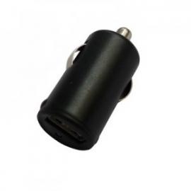 Cargador USB HT 5V 1A Black para Coche