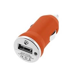 Cargador USB HT 5V 1A Orange para Coche