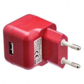 Cargador USB HT 5V 2.1A red para Casa