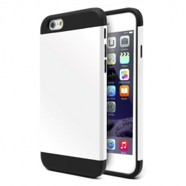 Funda Movil Back Cover HT Armor White para iPhone 6 Plus