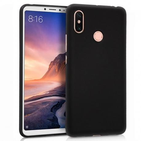 Funda Movil Back Cover HT GEL Black Xiaomi mi MAX 3