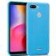 Funda Movil Back Cover HT GEL Light Blue Xiaomi Redmi 6 / 6A