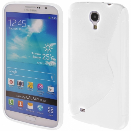 Funda Movil Back Cover HT S-CASE Solid White para Galaxy S2 LT I9210