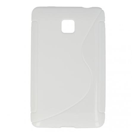 Funda Movil Back Cover HT S-CASE Solid White para LG L3 II E430