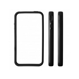 Funda Movil Bumper HT Black para iPhone 5/5S