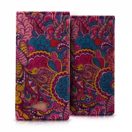 Funda Movil HT Vertical Case Printings Model1 para iPhone 5/5S