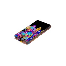 Funda Movil HT Vertical Case Printings OOH! Drops para LG Nexus 5