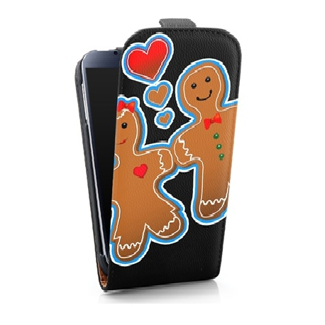 Funda Movil HT Vertical Case Printings OOH! Gingerbread para iPhone 4