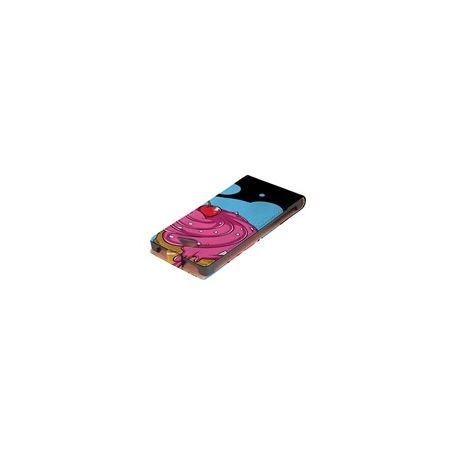 Funda Movil HT Vertical Case Printings OOH! ICE para Nexus 4