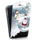 Funda Movil HT Vertical Case Printings OOH! Snowball para LG Nexus 5