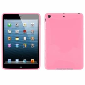 Funda Tablet Back Case HT Jelly Case Pink para iPad Mini