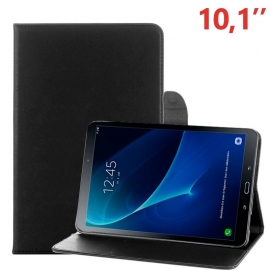 "Funda Tablet HT Book Black para Samsung Galaxy TAB a 10.1 "" P580/ P585"