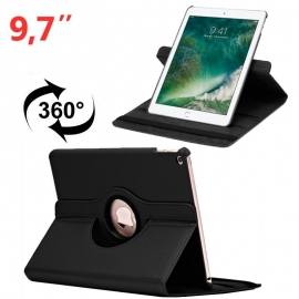 Funda Tablet HT Rotate 360 Black para iPad AIR / AIR 2 / PRO 9.7 / iPad 2017 / iPad 2018