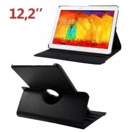Funda Tablet HT Rotate 360 Black para Samsung Galaxy Note PRO 12.2