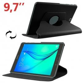 "Funda Tablet HT Rotate 360 Black para Samsung Galaxy TAB a 9.7"" T550 / T555"