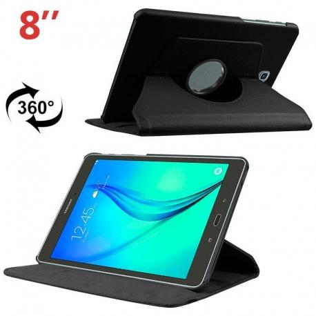 "Funda Tablet HT Rotate 360 Black para Samsung Galaxy TAB S2 8"" T710 T713 T715"