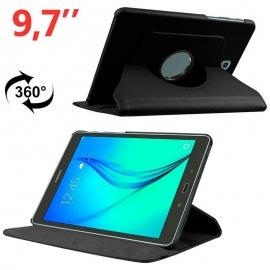 """Funda Tablet HT Rotate 360 Black para Samsung Galaxy TAB S2 9.7"""" T810 T813 T815 T819"""