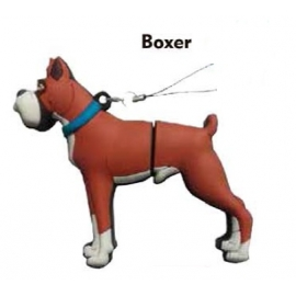 Memoria USB HT Animales 8GB DOG Boxer