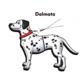 Memoria USB HT Animales 8GB DOG Dalmata