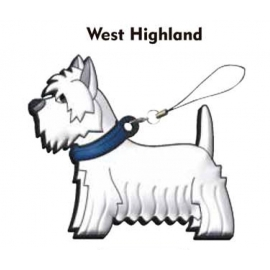 Memoria USB HT Animales 8GB DOG West Highland