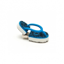 Memoria USB HT Figuras 16GB Flipflop Tribal Blue